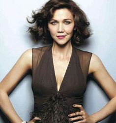 Woman of the Moment: White House Down's Maggie Gyllenhaal: The Daily Details: Blog : Details