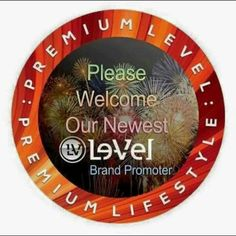 Thrive promoter welcome