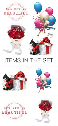 """""""gift"""" by smile2528 ❤ liked on Polyvore featuring art"""