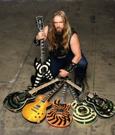 Zakk Wylde, black label society, fuck yeah