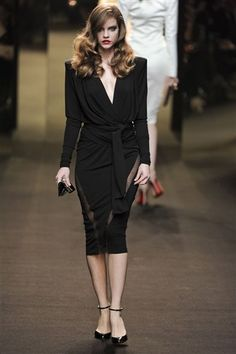 every women needs a power suit period. Alexandre Vauthier Couture Spring Summer 2011