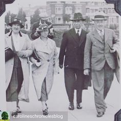 @Regranned from @carolineschroniclesblog -  For today's #genealogyphotoaday theme of #startswithv a photo of vintage style in Skegness Lincolnshire in the 1950s @genealogygirltalks @genealogyphoto - #regrann