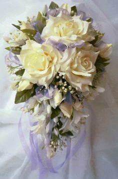 White & violet