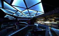 Bonbon Club – Tallinn Bonbon Club est un Night Club installé dans la ville de Tallinn (Estonie). Imaginé par VLS Architecture cette boite de nuit au style des plus moderne peut accueillir jusqu'à 700 clubbers. Imaginé Peeter Klaas et Ville Lausmäe. A découvrir en image dans la suite de l'article en cliquant sur la photo.