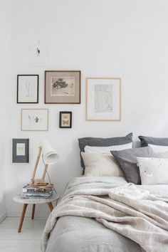 Though centering art on a wall over an important design element is a vital device in the designer's toolbox, it's not the only way to decorate a room. There's power in being a little different, and these six rooms prove that by featuring art just a little off of center. You might get inspiration for a little art arranging in your own home this weekend!