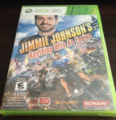 Jimmie-Johnsons-Anything-With-an-Engine-Microsoft-Xbox-360-2011-New