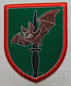 German Germany 2nd Special Forces Company Command Patch