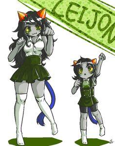 Meuliin and Nepeta Leiijon
