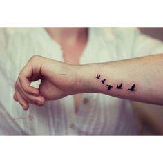 Tattoos ♥ - Polyvore