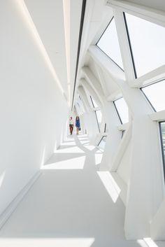 Gallery of Antwerp Port House / Zaha Hadid Architects - 26