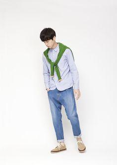 [No.34/53] FRAPBOIS 2014春夏コレクション | Fashionsnap.com