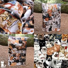 It'll be chilly any time meow! How about an scarf with all your favorite cats?  #fall #fashion #fallfashion #lookoftheday #lookbook #scarf #scarves #fashiongram #giftideas  Check our bio for direct link