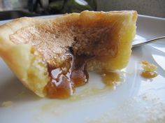 Butter tarts: true north, strong and free.