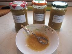 Sirupy, medy, marmelády :: Recepty ze šumavské vesnice Lemonade, Food And Drink, Pudding, Menu, Healthy Recipes, Homemade, Canning, Drinks, Desserts
