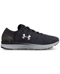 UNDER ARMOUR MEN'S CHARGED BANDIT 3 RUNNING SNEAKERS FROM FINISH LINE. #underarmour #shoes #