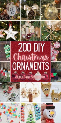 Merry Christmas, Christmas Crafts For Gifts, Christmas Ornaments To Make, Kids Christmas, Homemade Christmas Tree Decorations, All Things Christmas, Christmas Bulbs, Holiday Decor, Navidad Diy