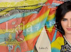 Pakistani Dresses by Lala - New Launch