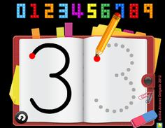 Math For Kids, Apps, Virtual Class, Activities, Learning Resources, Preschool Learning Activities, Writing Numbers, Kids Learning Games, School Calendar