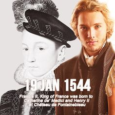 Francis (Toby Regbo) from Reign on the CW
