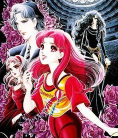 "Glass Mask (Garasu no Kamen)  created by Suzue Miuchi since 1976.  I really love it since I was a girl and it doesn't ended yet! What a wait!  It continued but I think it already lost its ""soul""  However, once in my lifetime..I had wanted to meet Masumi Hayami in real life :*"