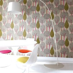 Products   Harlequin - Designer Fabrics and Wallpapers   Silhouette (HJO60118)   Boutique Wallpapers