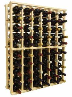 DIY Wine Rack - Yet another design