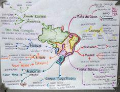 Biomas brasileiros  #mapeandovest #resumos
