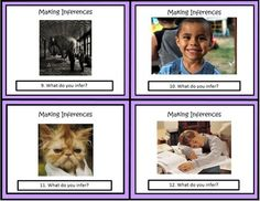 INFERENCES USING INFORMATIONAL TEXT: 4TH AND 5TH GRADE COMMON CORE - TeachersPayTeachers.com