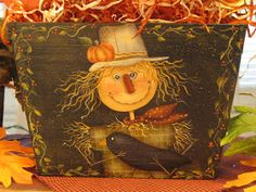 Country Creations By Denise: New Autumn Thanksgiving Tree!!!!!