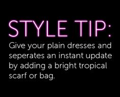 Style tip that revamps your wardrobe!