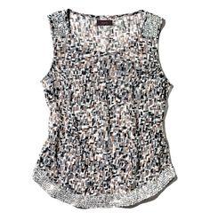 Avon: mark Hot Mix Blouse $30 #fashion #mark