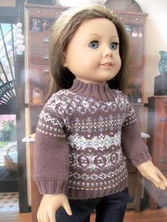 Sweater Ski Sweater Nordic Sweater Knit Sweater  by fashioned4you