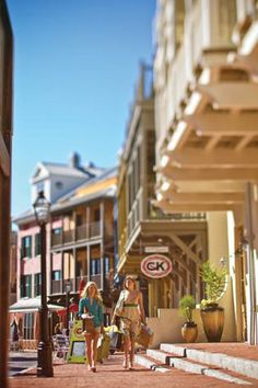 Shopping in Rosemary Beach, FL