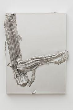 "Jason Martin ""Painting as Sculpture"" at Lisson Gallery, Milan"