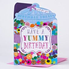 Explore Our Range Of Birthday Cards For Her, From 29p!