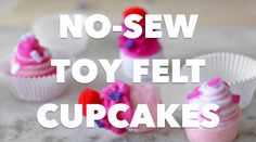 Because everyone should play with their food... This fun no-sew felt play food craft is simple, easy, and lots of fun for both adults and kids alike. A great...