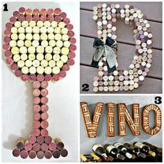 Wine Cork DIY Projects - Life a Little Brighter