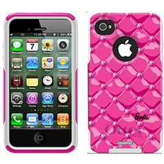 Pink OtterBox with Barbie back <3