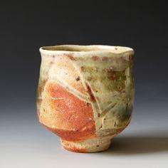 Crimson Laurel Gallery Akira Satake Yunomi - Tea Cup http://www.crimsonlaurelgallery.com/Artist-Detail.cfm?ArtistsID=987