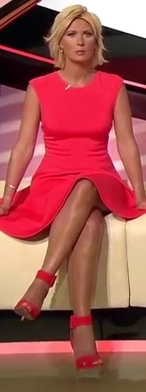 Kamilla senjo moderatorin Brisant Moderatorin