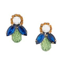 SALE- Honey Bee Earrings- Pomona