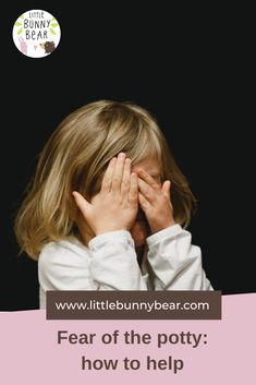 Why are some children terrified of using the potty or the toilet? Rebecca Mottram explains some common fears and anxieties and offers 5 gentle solutions that can get your child back on track with their potty learning journey. Natural Parenting, Gentle Parenting, Dont Be Discouraged, Bunny And Bear, Anxiety In Children, Attachment Parenting, Back On Track, Potty Training, 5 Ways