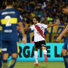 ¡GOOOOLAZOOO DE RIVER! NACHO SCOCCO. -- boca 0-2 RIVER ⚪🔴⚪🐓😍 Nachos, Rugby, Carp, Soccer, Football, Messi, Madrid, Amor, Mariana