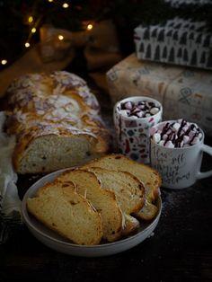 Vánočka   Máma peče doma   Bloglovin' Bread, Food, Eten, Bakeries, Meals, Breads, Diet