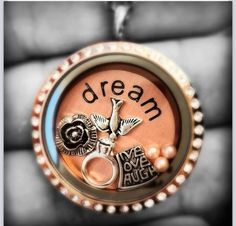 Crown and Cape : Tell your story with one-of-a-kind Jewelry. Custom lockets and bracelet. Many options! Share your dreams. Locket Bracelet, Locket Charms, Lockets, I Love Jewelry, Jewelry Design, Rose Gold Locket, South Hill Designs, Grad Gifts, Personalized Charms
