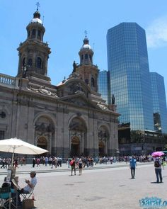 Santa Lucia, City Photography, South America, Louvre, Street View, California, Building, Summer, Travel