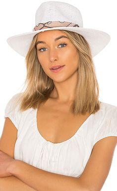 c7d9ffd26e6e8 Ale By Alessandra Bailey Hat White Fedora Hat