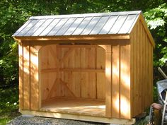 Small Shed Plans Small Wood Shed, Small Shed Plans, Small Sheds, 6x10 Shed, Firewood Shed, Firewood Storage, Custom Sheds, Greenhouse Shed, Cabins And Cottages