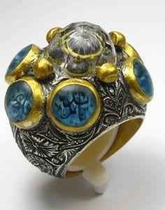♔ Arabic Writing Jewellery: sevan bicakci