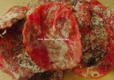 Chips de crêpes à la rose